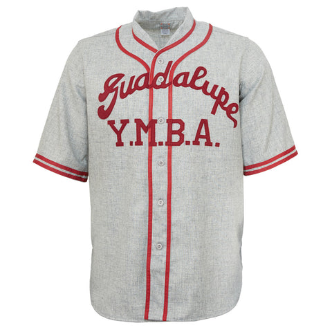 Guadalupe Young Men's Buddhist Association 1943 Road Jersey