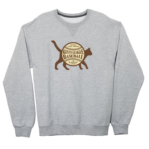 Kitty League Lightweight Crewneck