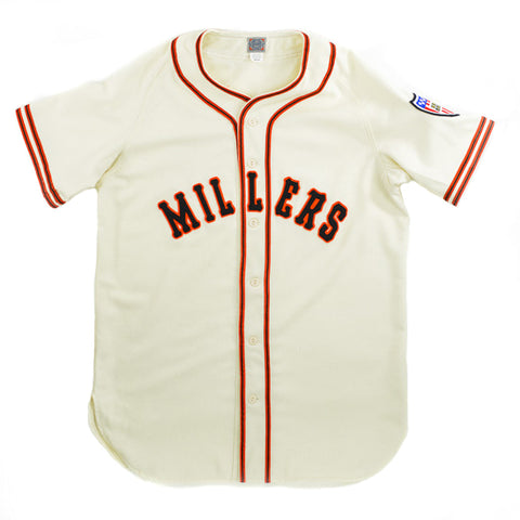 XL - Minneapolis Millers 1951 Home Jersey