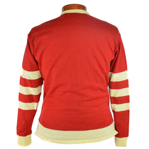 Moose Jaw Canucks 1946 Hockey Sweater