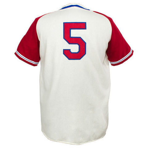 Oakland Oaks 1942 Home Jersey