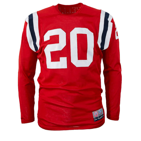 Boston Patriots 1960 Durene Football Jersey