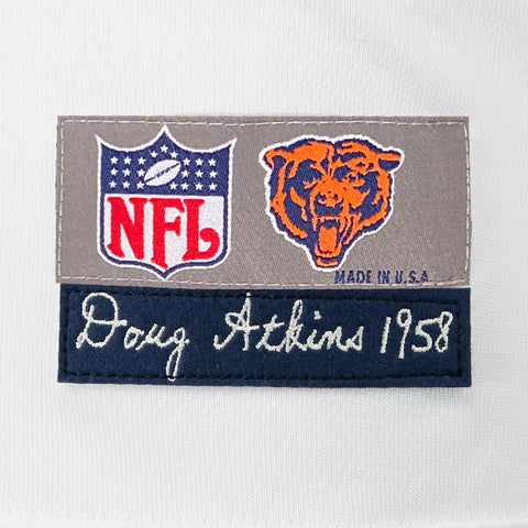 Chicago Bears 1958 Durene Football Jersey