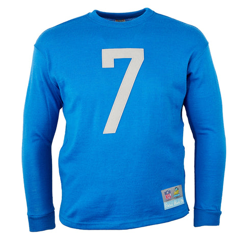 Detroit Lions 1934 Authentic Football Jersey