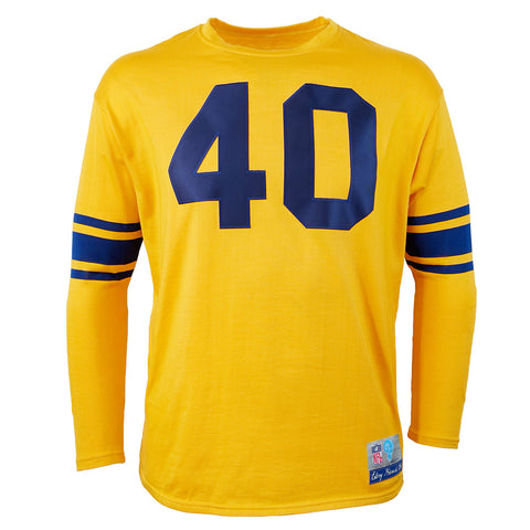 XL - Los Angeles Rams #7 1951 Durene Football Jersey