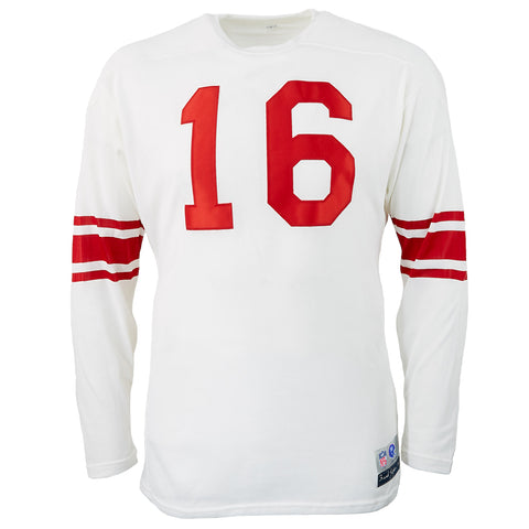 New York Giants 1958 Durene Football Jersey