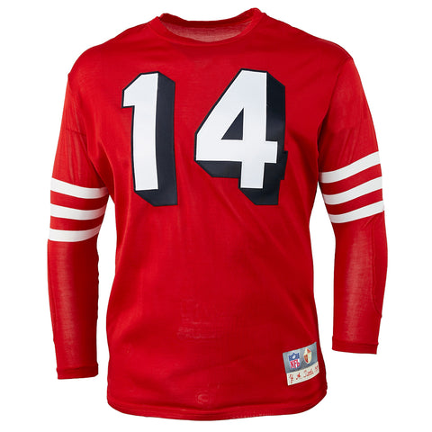 San Francisco 49ers 1955 Durene Football Jersey
