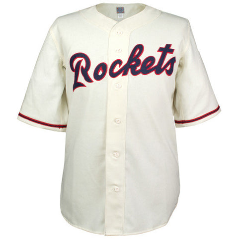 Roswell Rockets 1954 Home Jersey