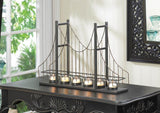 Golden Gate Candleholder