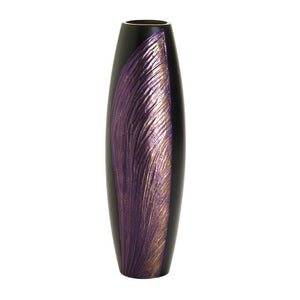 Orchid Wing Decorative Vase