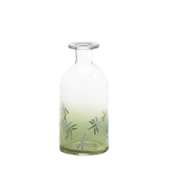 Apothecary Style Glass Bottle Small