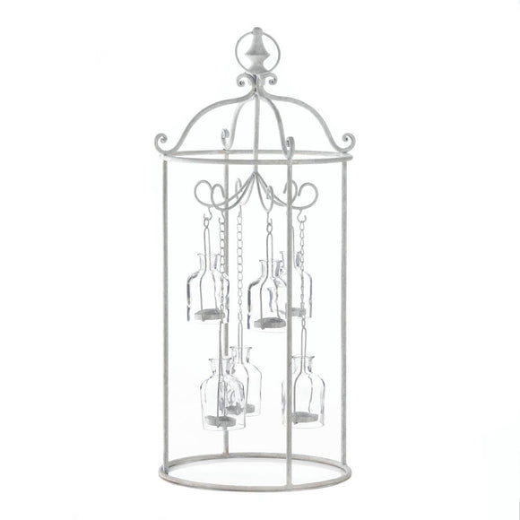 Carousel Mini Bottle Candleholder