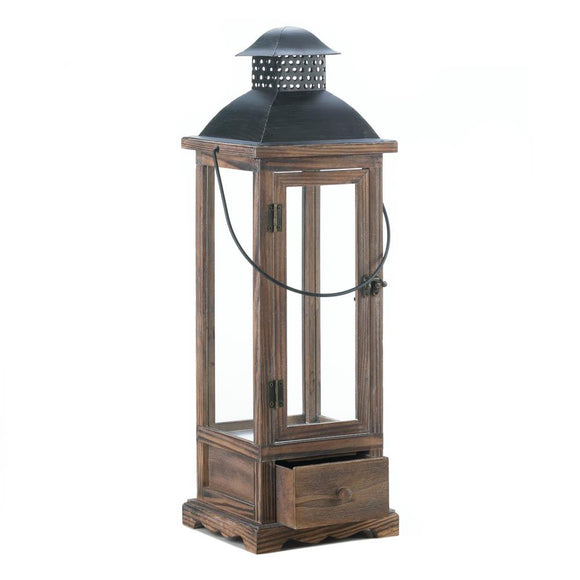 Mount Vernon Wooden Lantern Large