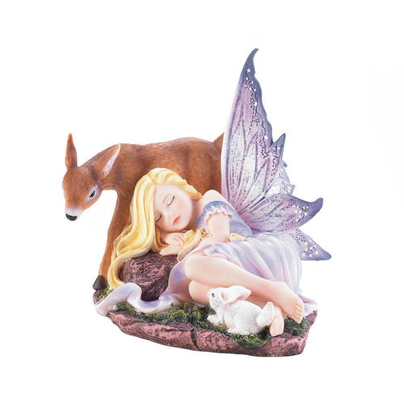 Woodland Fairy Figurine
