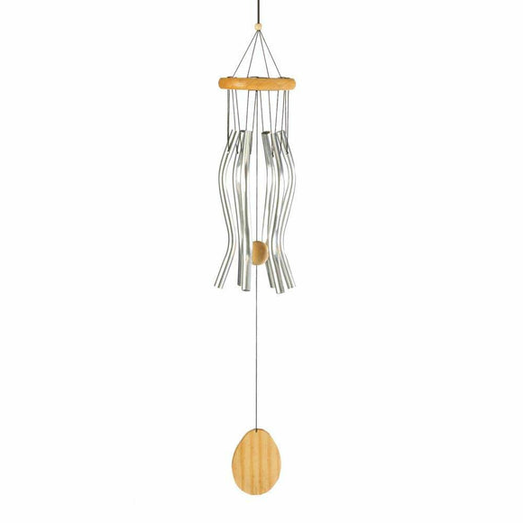 Classic Wavy Wind Chimes