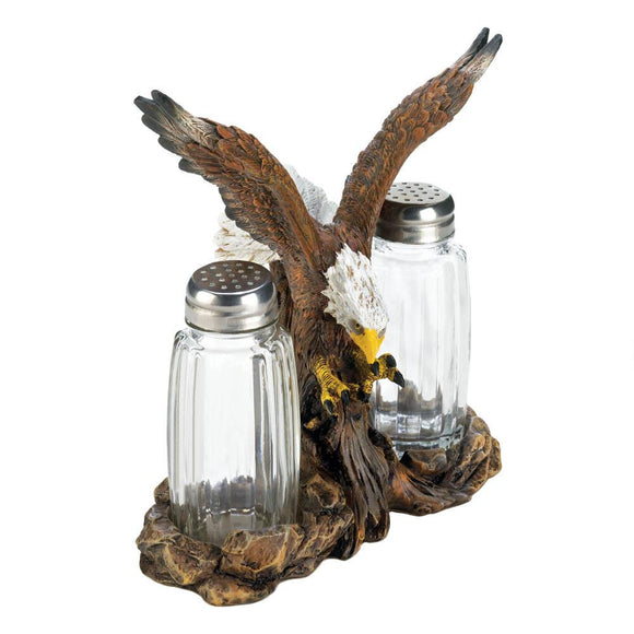 Soaring Eagle Salt And Pepper Set