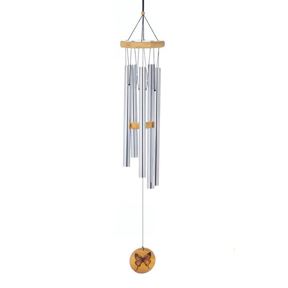 Butterfly Ornament Wind Chimes
