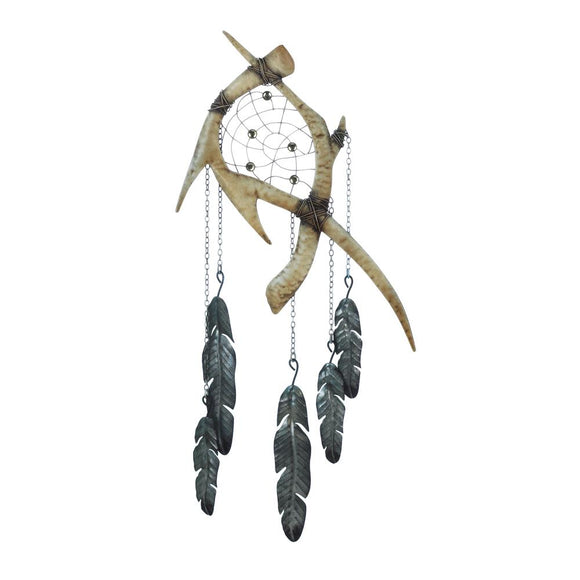 Antlers Dreamcatcher Wall Decor