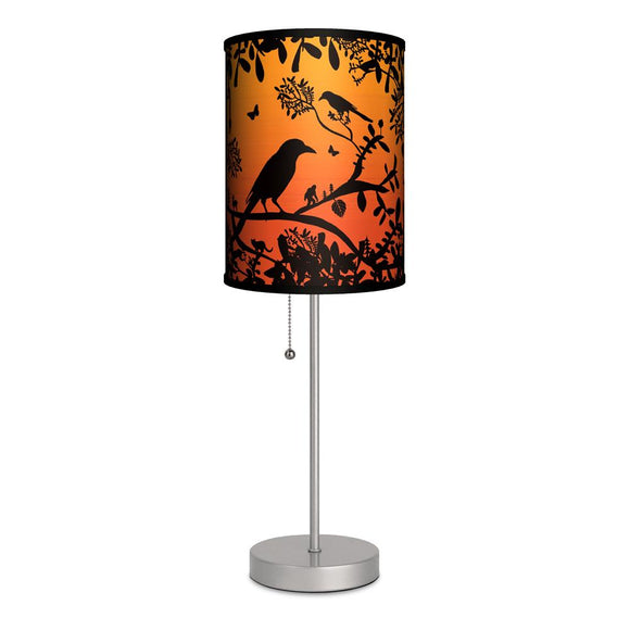 Black Bird Lamp