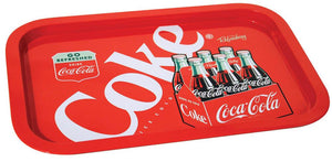 Coke Rectangle Serving Tray