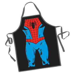 Spiderman Character Apron