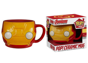 Iron Man Pop Home 12 Oz Mug