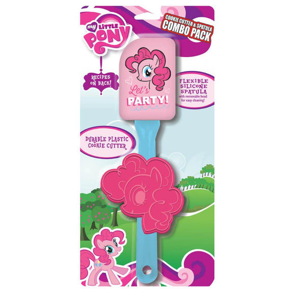 My Little Pony Spatula And Cookie Cutter