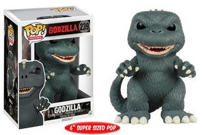 Pop Movies Godzilla 6 Pop