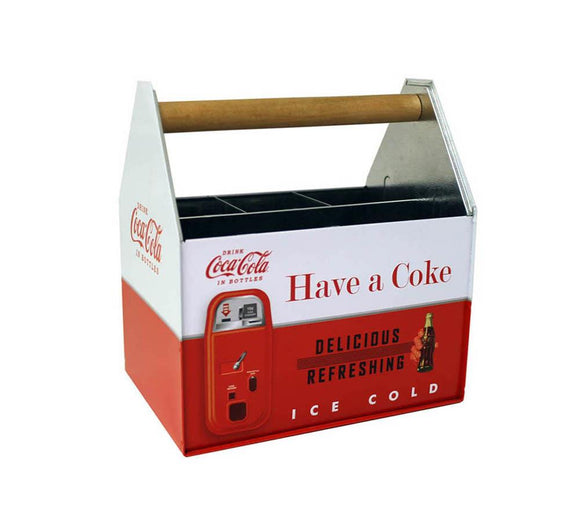 Coke Utensil Caddy