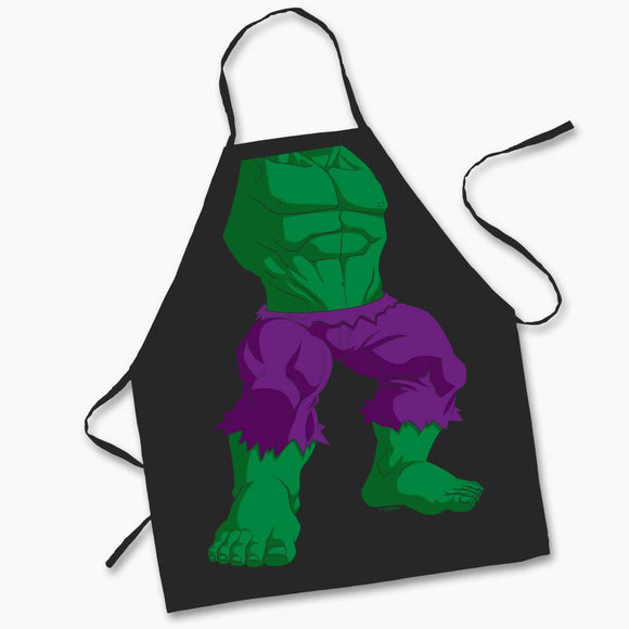Hulk Childrens Apron