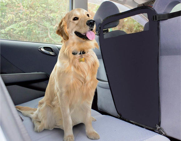 Auto Pet Car Seat Barrier