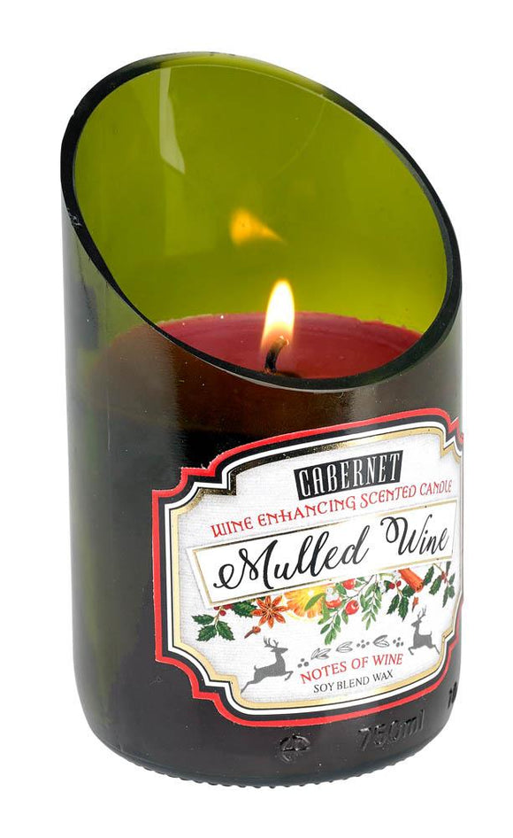 Mulled Cabernet Scented Candle