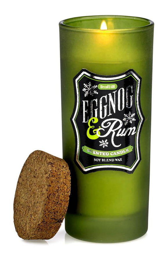 Eggnog And Rum Highball Scented Candle