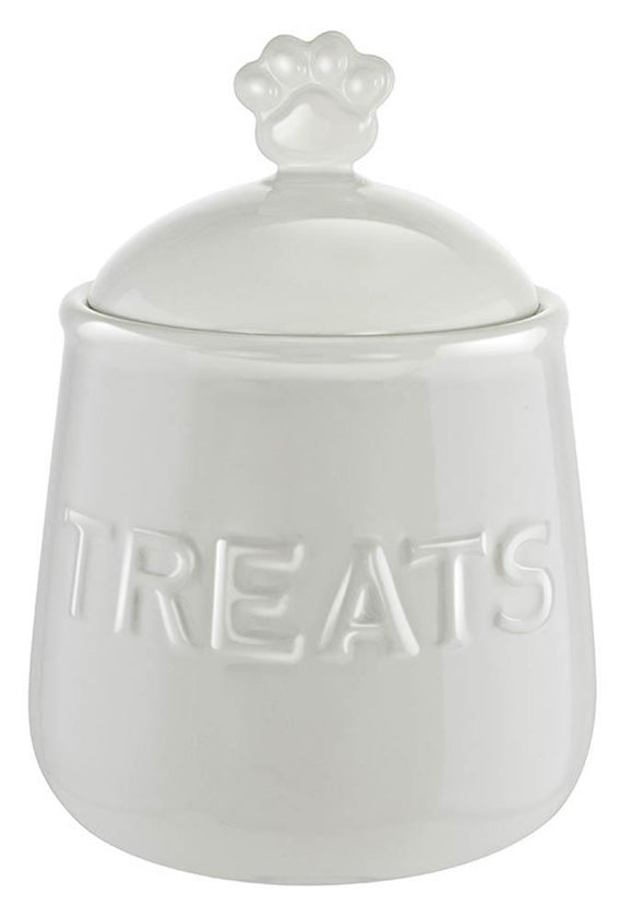 Paw Handle Pet Treat Container