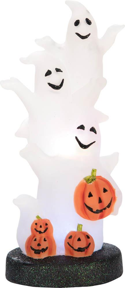 Light Up Halloween Ghosts Decoration