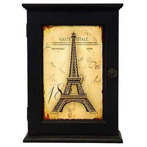 Eiffel Tower Cabinet