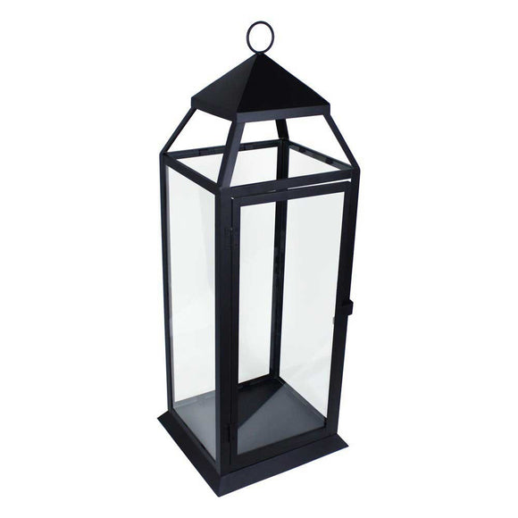 Large Black Richmond Lantern