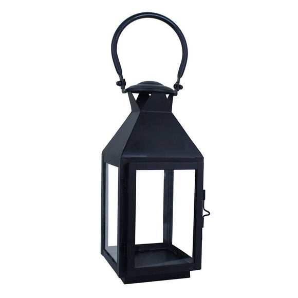 Small Black Battersea Lantern