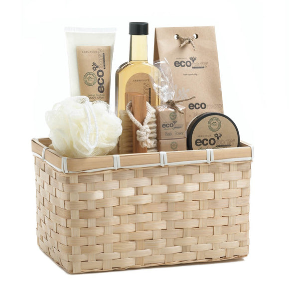 Eco-Nomy Deluxe Bath Basket