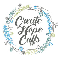 Create Hope Cuffs