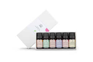 6 Piece Premium Essential Oil Set
