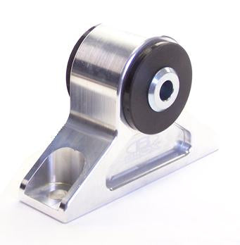 BLOX Racing Billet Motor Mount Silver (2003-2007 Mitsubishi Evolution VIII / IX)