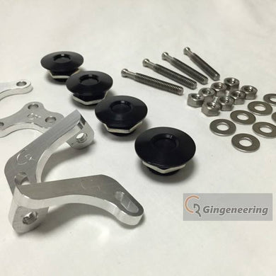 Gingerneering Bumper Latch Kit Evo 8