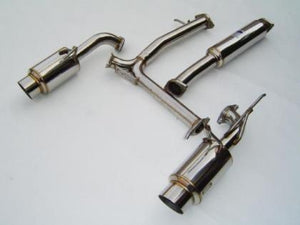 Invidia 02-06 Nissan 350z 60mm REGULAR N1 Y-Pipe Back Exhaust System