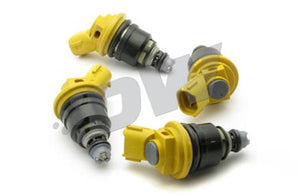 DeatschWerks 04-06 STi / 04-06 Legacy GT EJ25 850cc Side Feed Injectors *DOES NOT FIT OTHER YEARS*