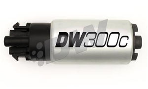 DeatschWerks 340lph DW300C Compact Fuel Pump w/ 08-14 WRX/ 08-15 STI Set Up Kit (w/ Mounting Clips)