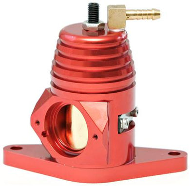 AVO Turbo Blow-Off Valves Red - 02-07 WRX / 04-10 STI