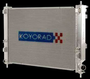 Koyo 08-09 Mitsubishi Evolution X (AT/MT) / Ralliart Turbo Radiator