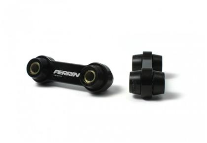Perrin 02-12 Subaru WRX/04-12 STi/02-13 Legacy Front Endlink Kit w/Bushings *H/B Requires Drilling*