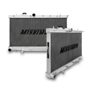 Mishimoto 01-07 Subaru WRX and STi Manual X-LINE (Thicker Core) Aluminum Radiator